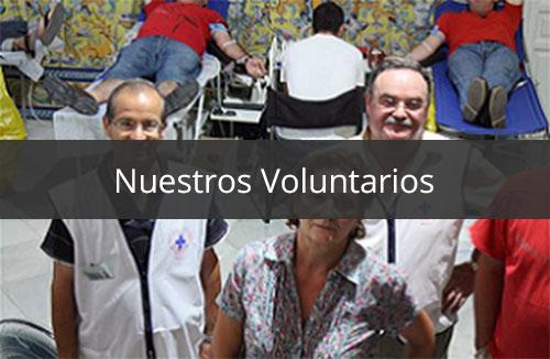 Nuestro voluntarios