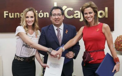 La Fundacion Cajasol se suma al proyecto «YonadoTudonas»