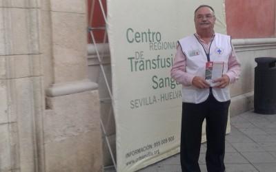 Maratón de donaciones en Cajasol