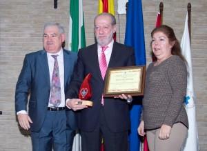 FR Villalobos socio de honor
