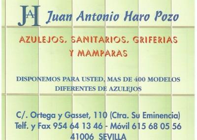 Juan Antonio Haro Pozo