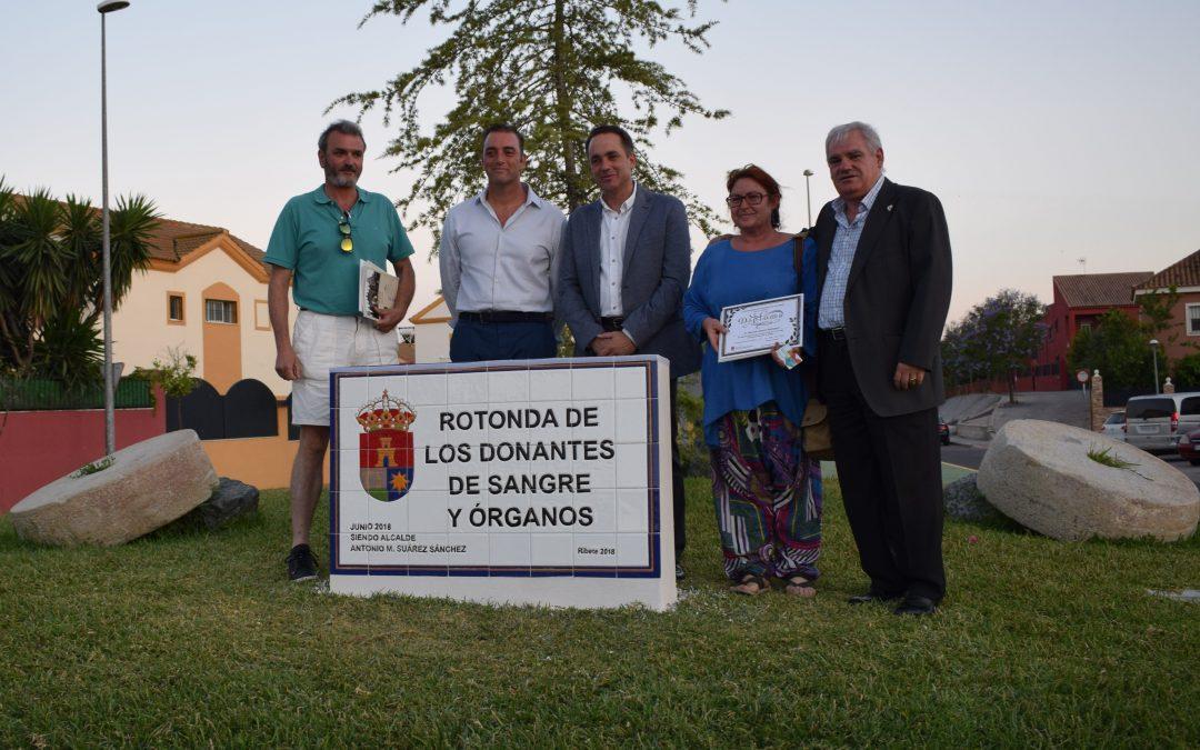 Valencina de la Concepción con los Donantes