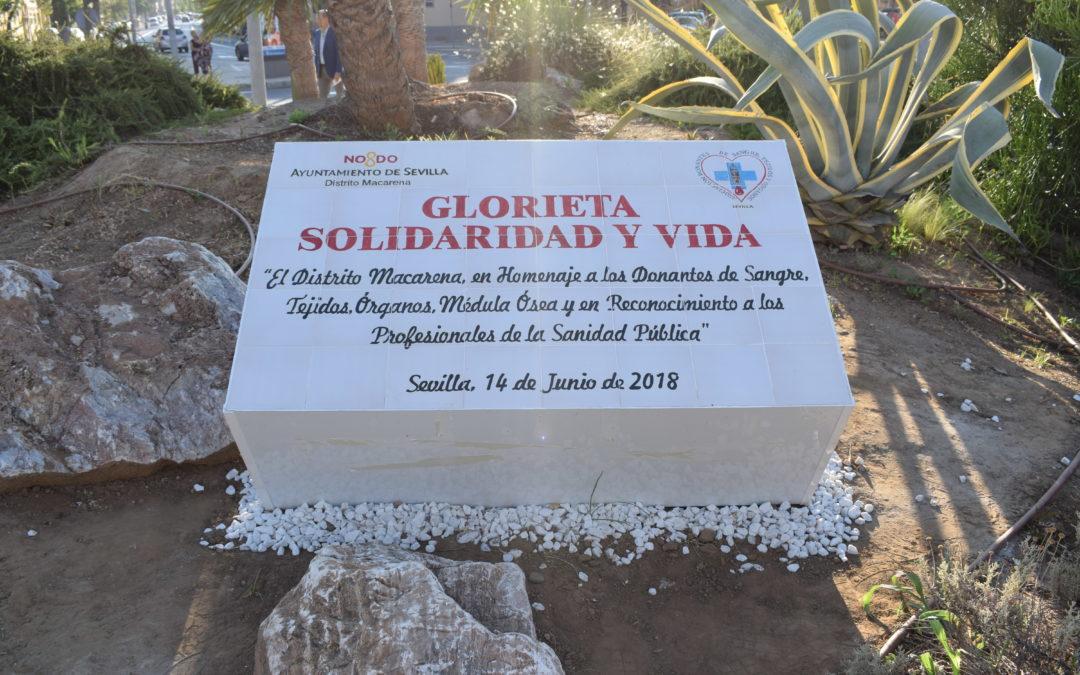 Glorieta Solidaridad y Vida