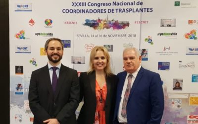 XXXII CONGRESO NACIONAL DE COORDINADORES DE TRASPLANTES