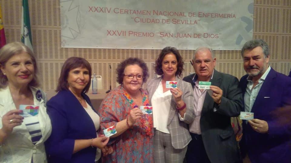 XVII PREMIO SAN JUAN DE DIOS- COLEGIO DE ENFERMERÍA