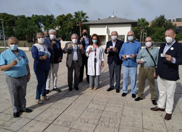 Manuela Cid, nueva coordinadora sectorial de Trasplantes de Sevilla y Huelva.