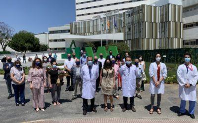 El Hospital Virgen Macarena lleva a cabo en 48 horas dos donaciones de órganos y tejidos