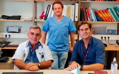 Siete pacientes se han beneficiado ya de la colocación de un corazón artificial en el Hospital Virgen del Rocío.