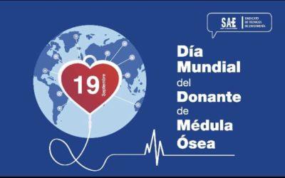 Día Mundial del Donante de Médula Ósea